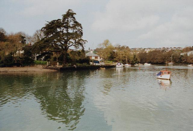 Kingsbridge Estuary, Kingsbridge - geograph.org.uk - 126799