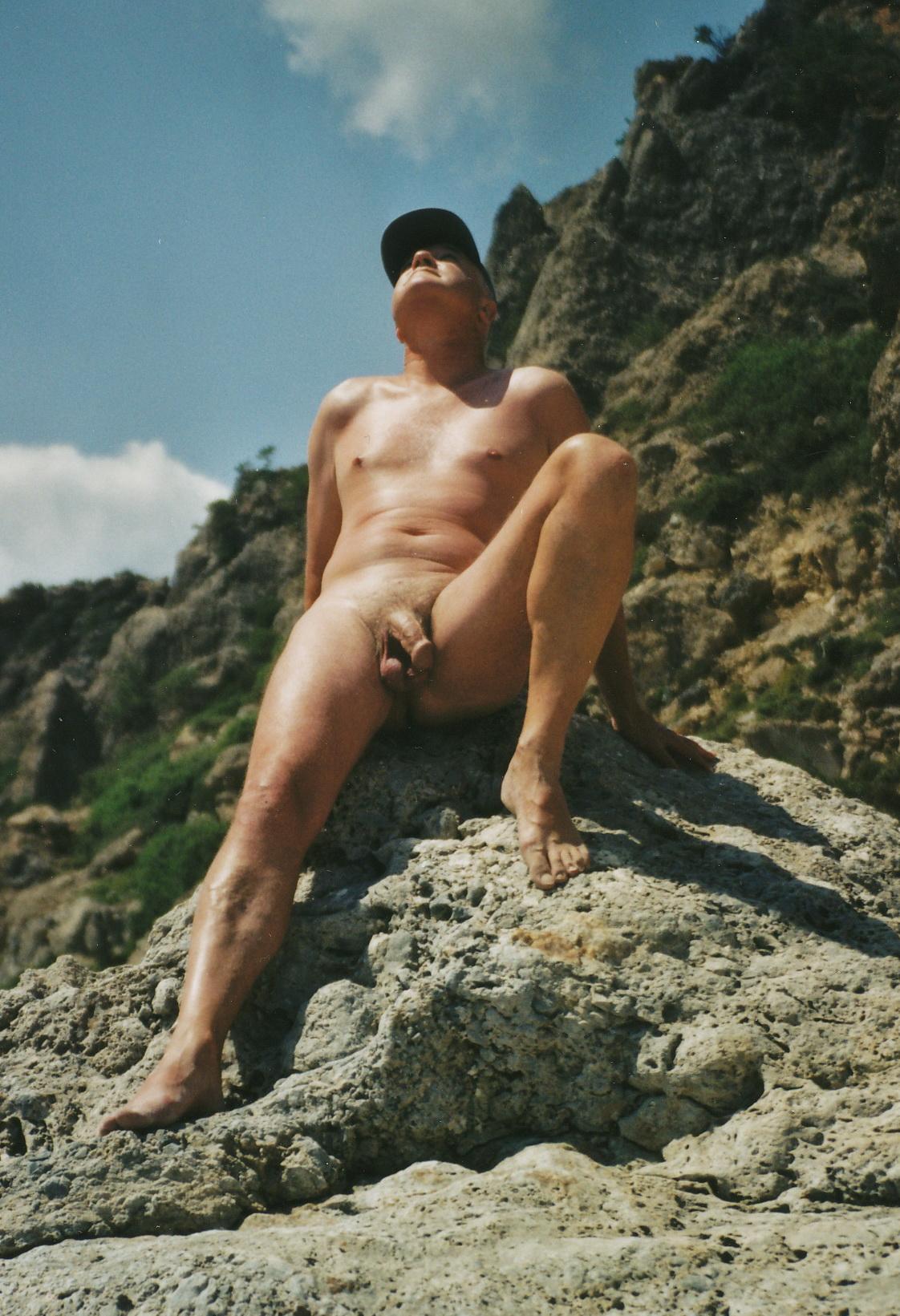 Nudist kreta