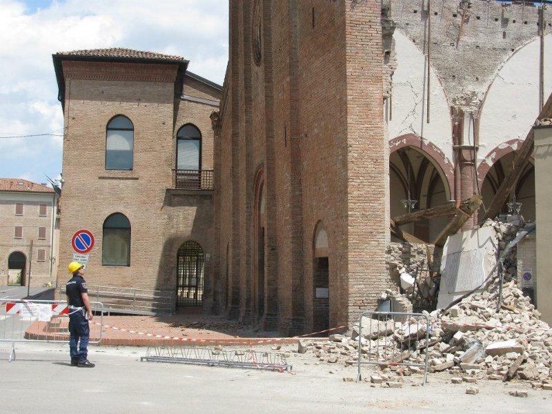 FileLa Nostra Polizia Locale A Mirandola Per Il Terremoto