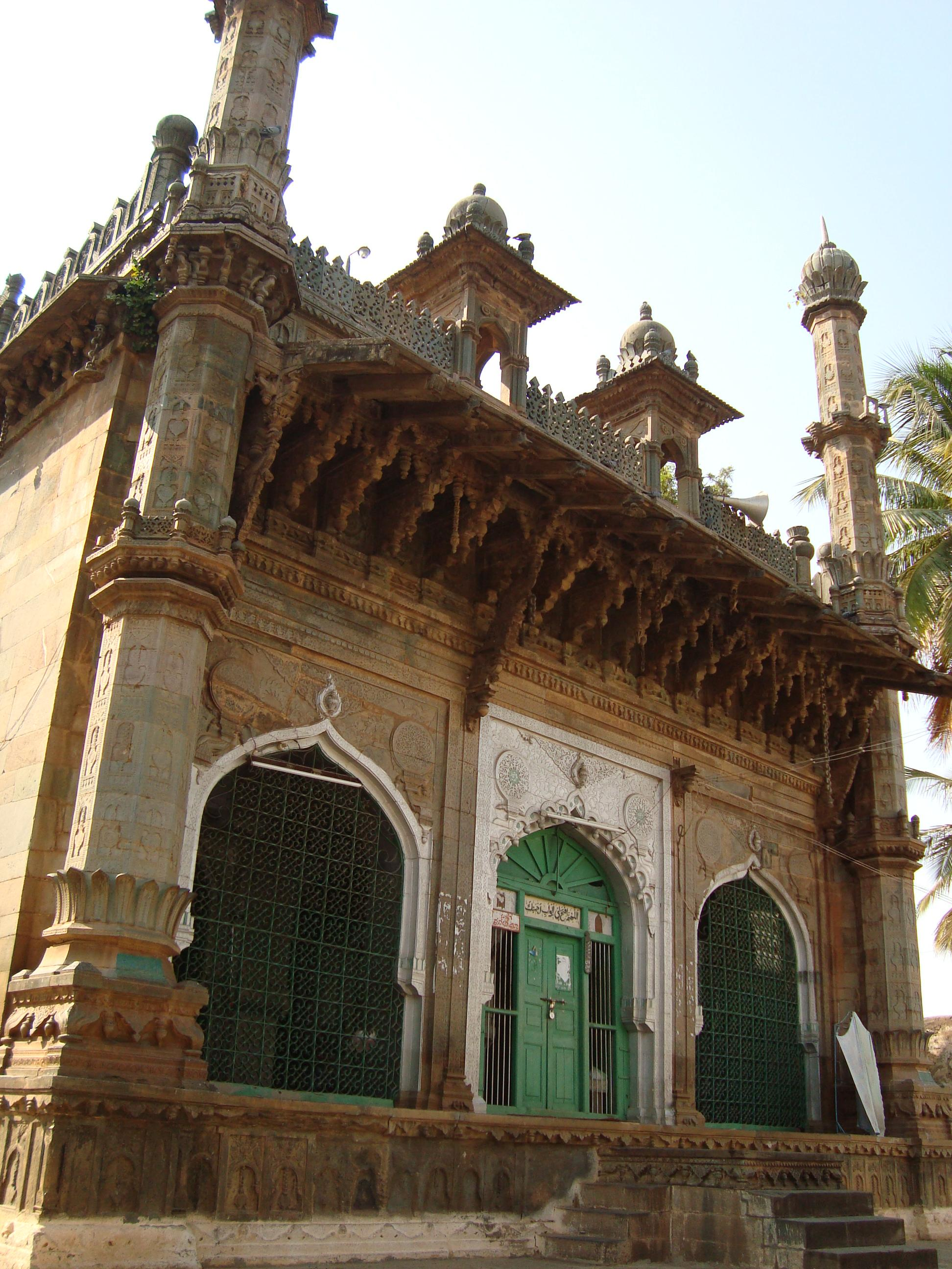 Jumma Masjid at Lakshmeshwara, North Karnataka