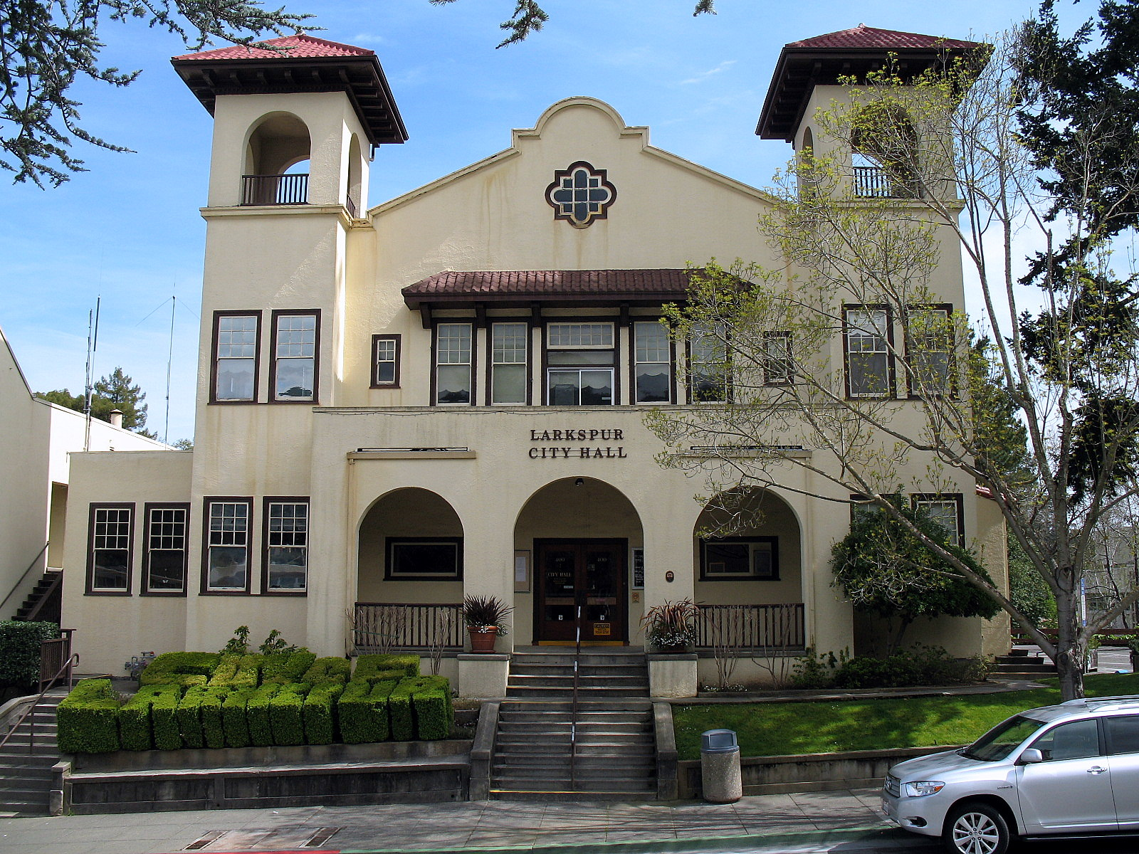 Larkspur, California - Wikipedia