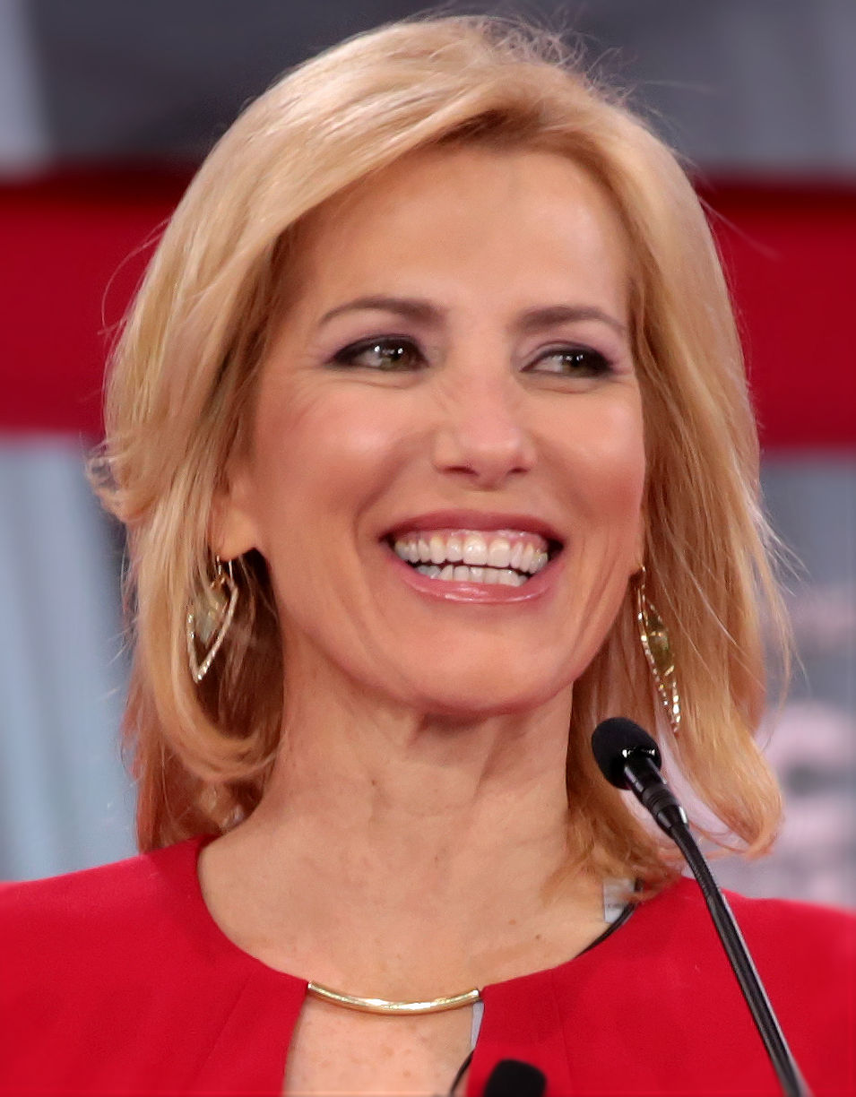 The 55-year old daughter of father Anne Caroline Kozak and mother James Frederick Ingraham Laura Ingraham in 2018 photo. Laura Ingraham earned a  million dollar salary - leaving the net worth at 1 million in 2018