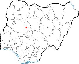 Minna LGA and city in Niger State, Nigeria