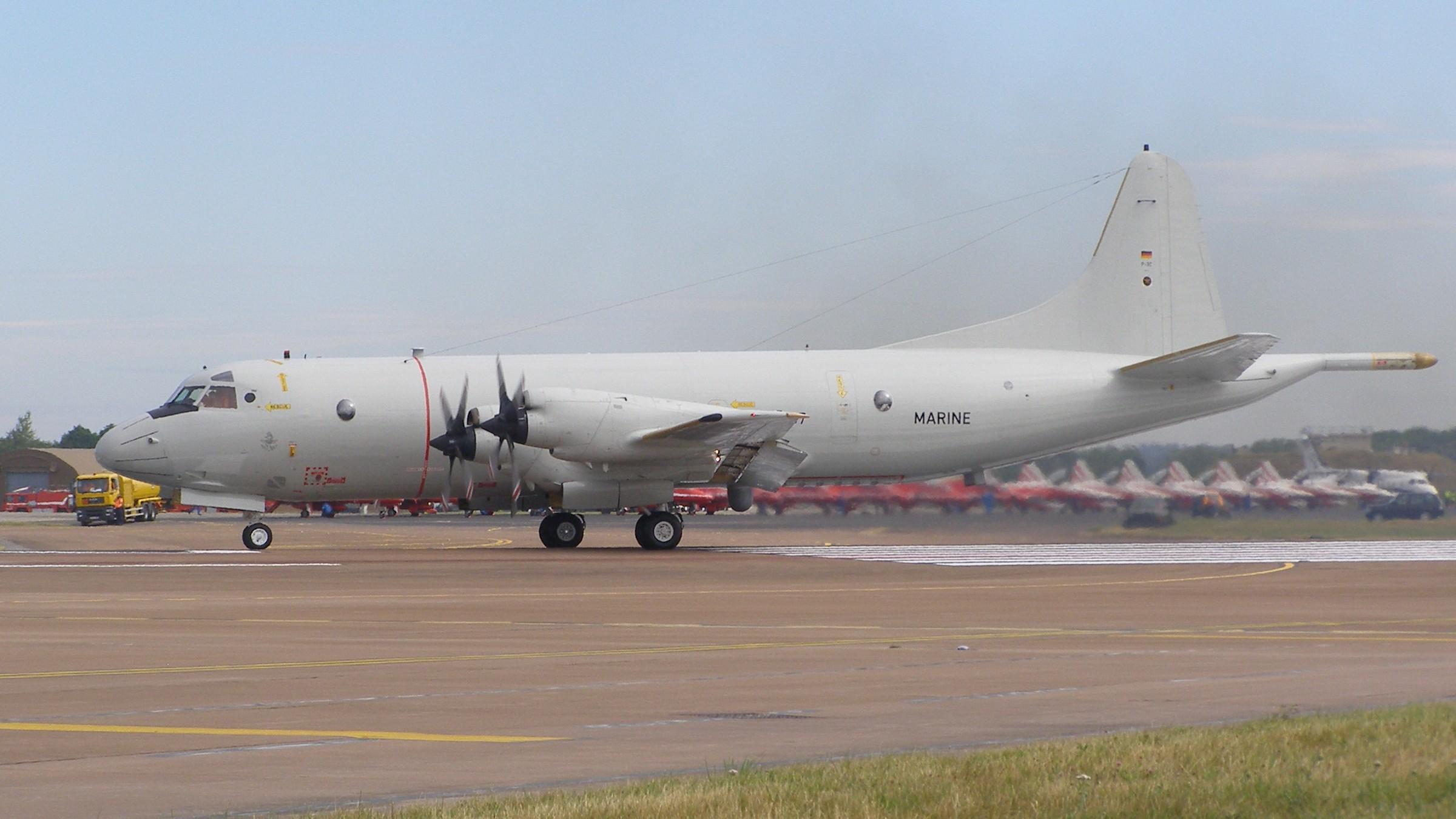 Argentina selecciona al FA-50: Nuevas propuestas de compra LockheedOrionGermanNavy-1313