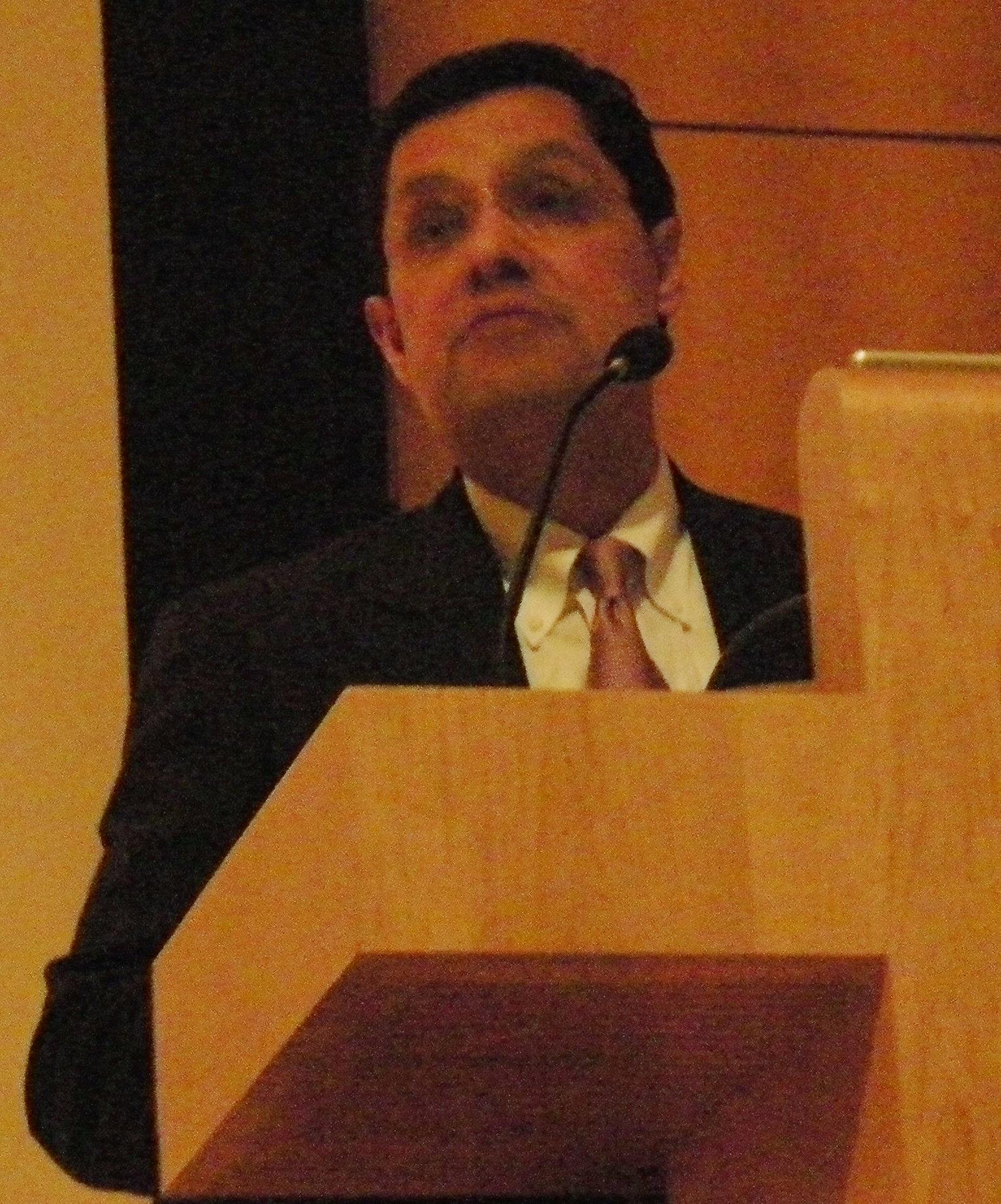 Fraga in 2008