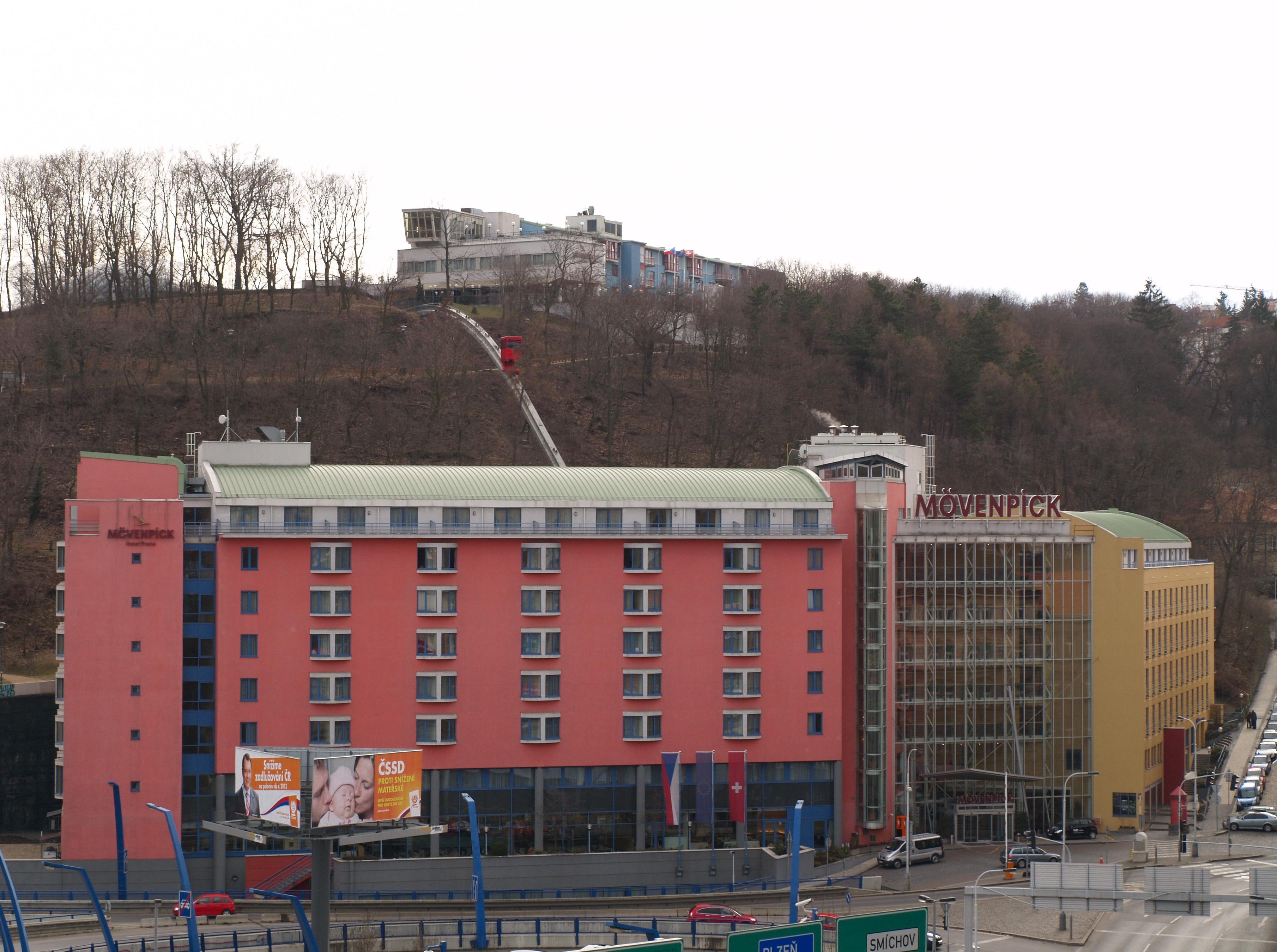 Nh Hotel Prague City