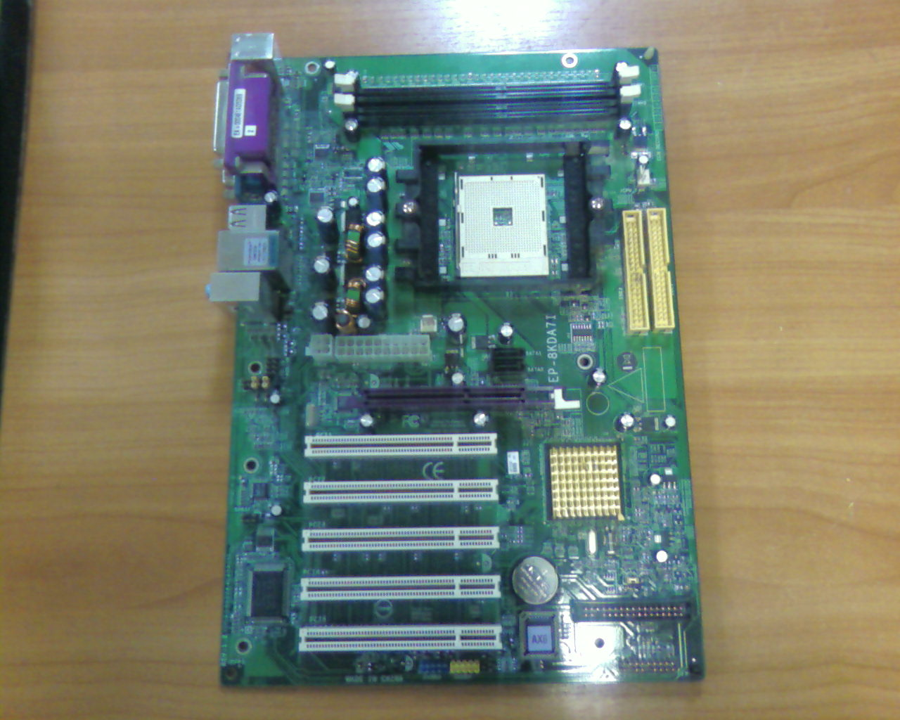 DRIVERS EP-8KDA7I NETWORK