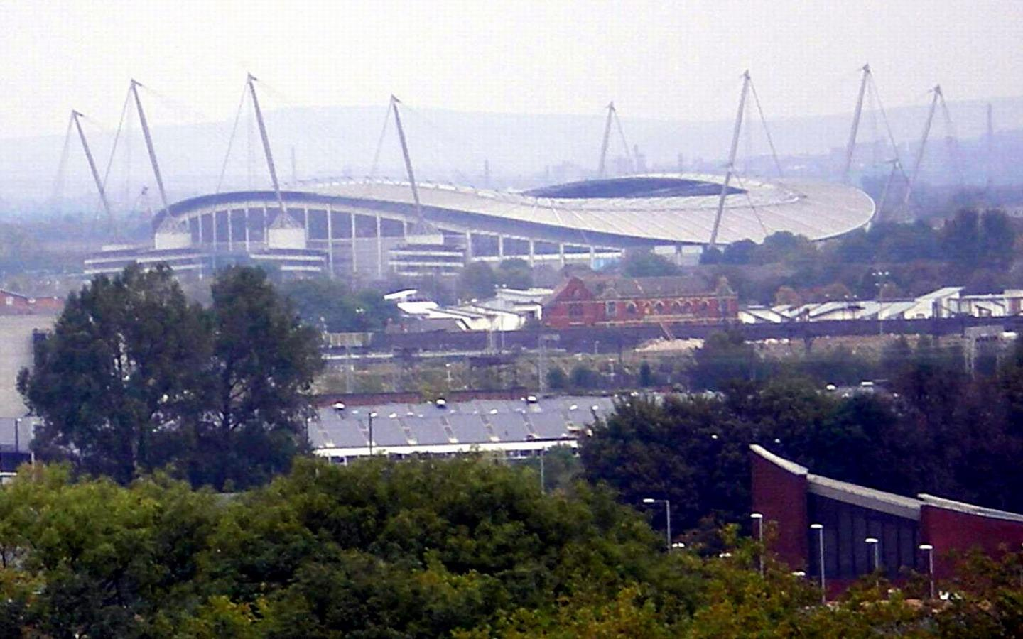 File Manchester City Fc Stadium Jpg Wikimedia Commons