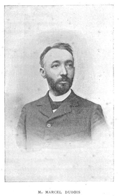 Portrait from the ''Bulletin de la société normande de géographie'', 1897