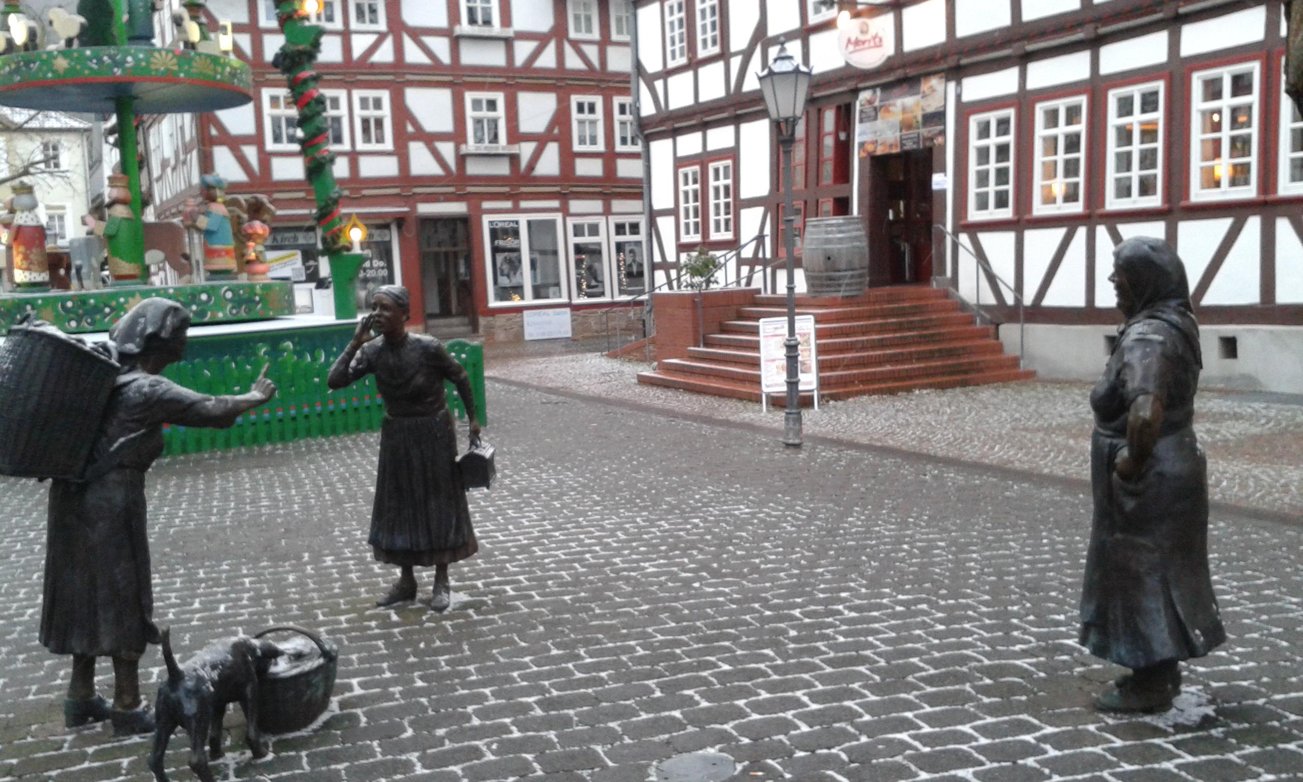 Mädel Rotenburg an der Fulda