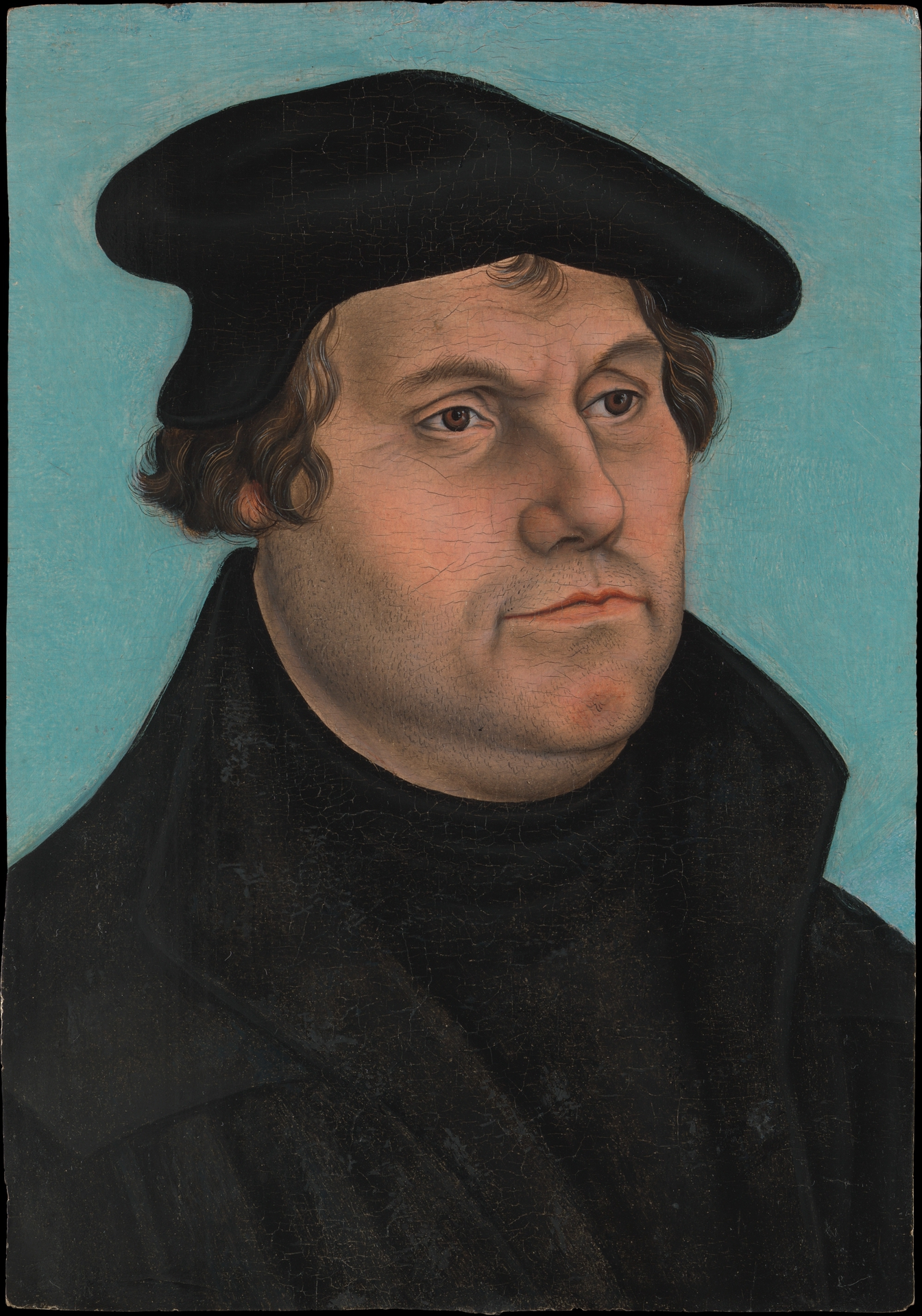 Poet Martin Luther