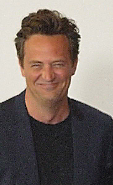 Description Matthew Perry 2010
