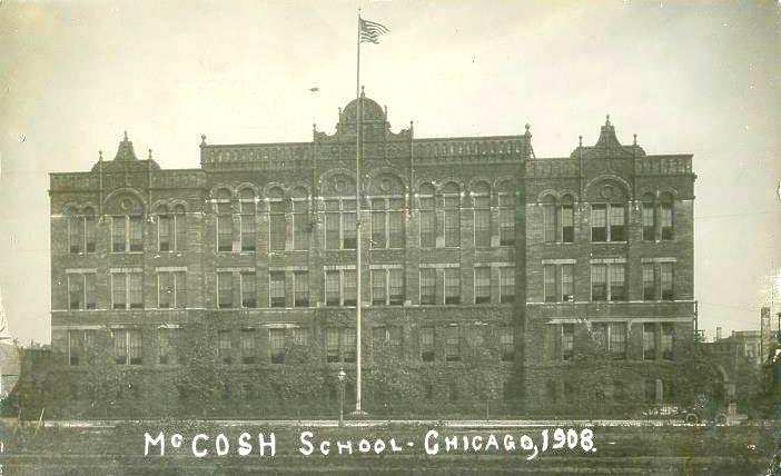 Emmett Till >> File:McCosh School, August Fiedler arch.jpg - Wikimedia ...