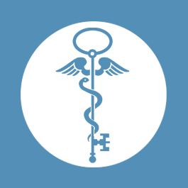 Electronic Frontier Foundation (eff.org) graphic created by EFF Senior Designer Hugh D'Andrade to illustrate EFF's work on health insurance and privacy.