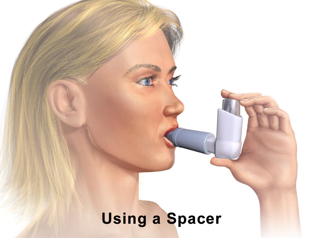 Metered Dose Inhaler Spacer