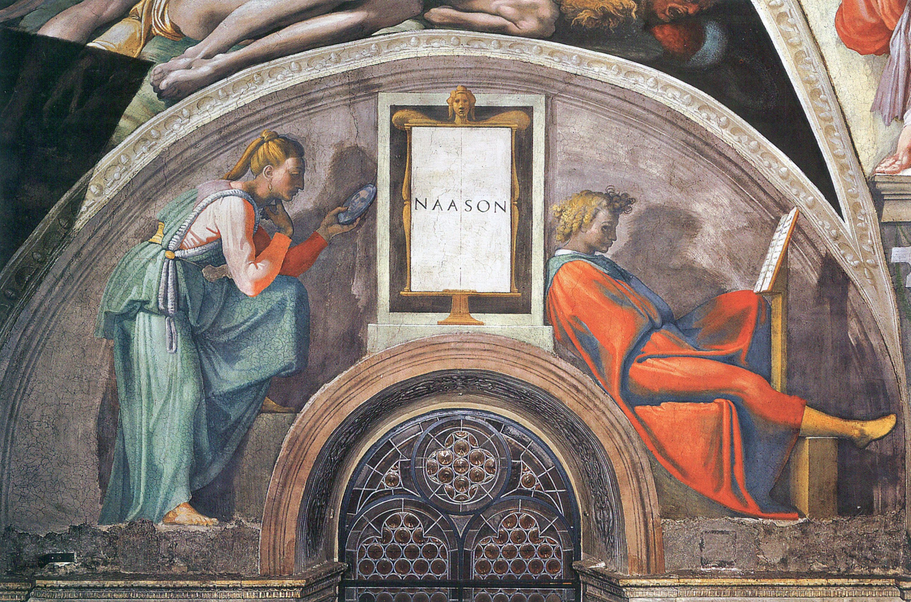 the greatest works of michelangelo at the sistine chapel Early entry sistine chapel  introducing a wonderful and affordable way to see the vatican's greatest  they'll teach you about the life and times of michelangelo.