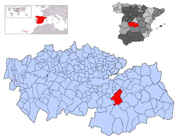 Mora, Spain