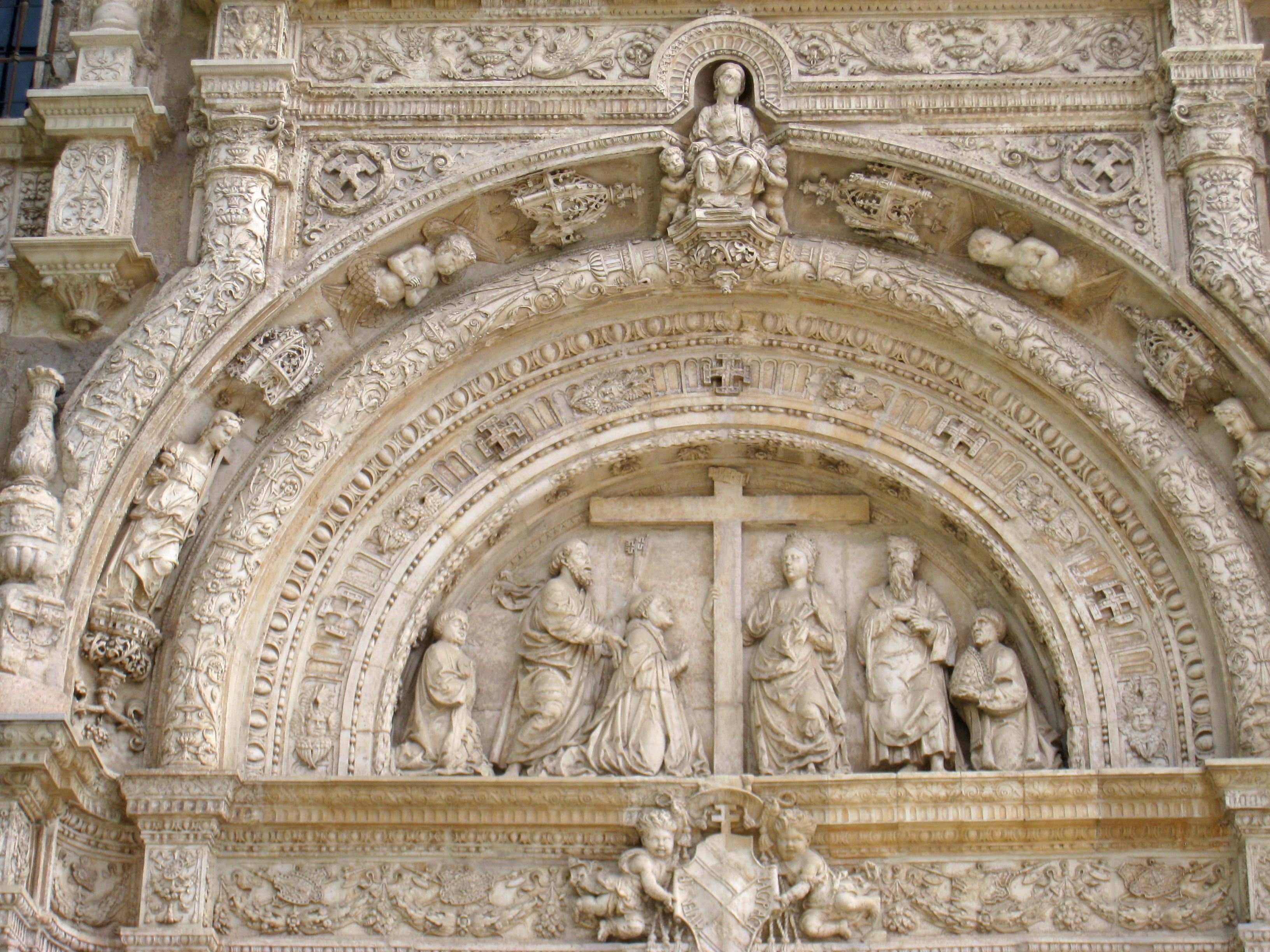 Museo De Santa Cruz.File Museo De Santa Cruz Toledo Detail 2 Jpg Wikimedia Commons