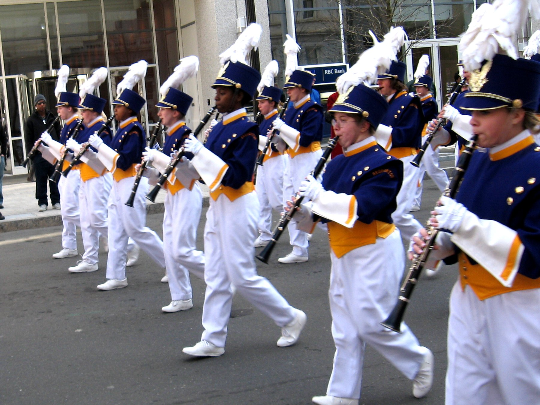 Description Needham Broughton High School Band (3189508384).jpg