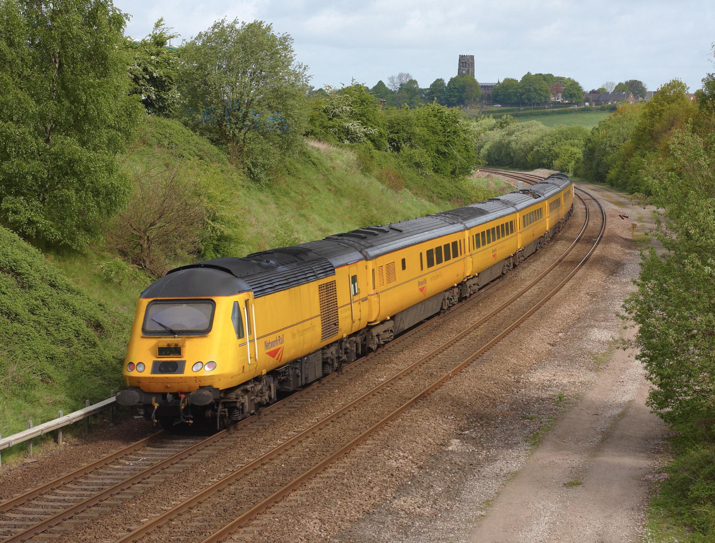 File:New Measurement train Danesmoor.jpg