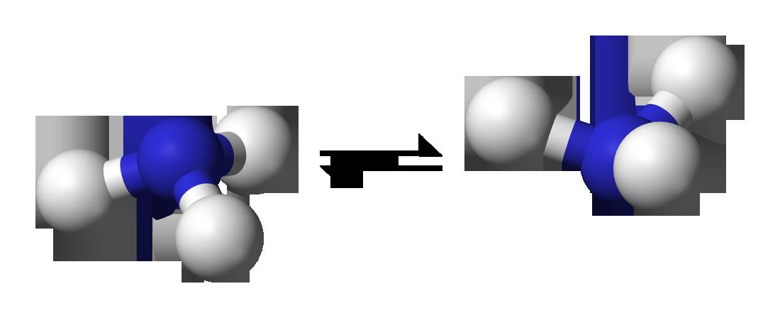 nitrogen molecule diagram