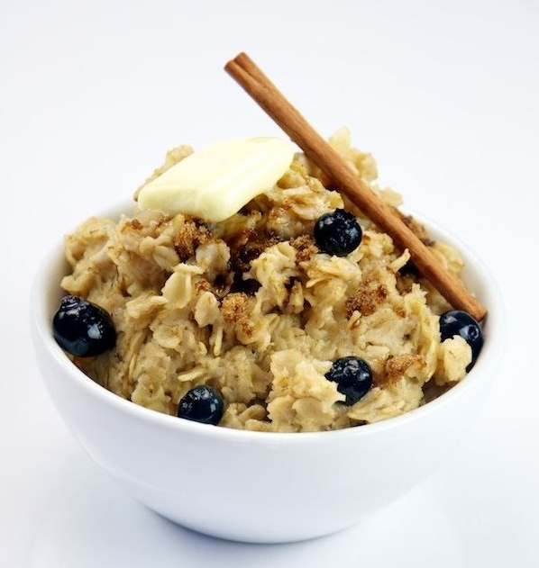 Oatmeal with Blueberries (5076894938) 2.jpg