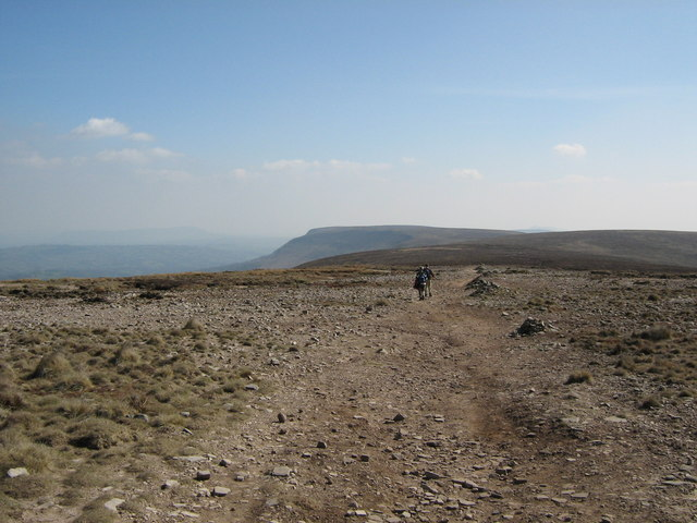Offa's Dyke Path - geograph.org.uk - 392604