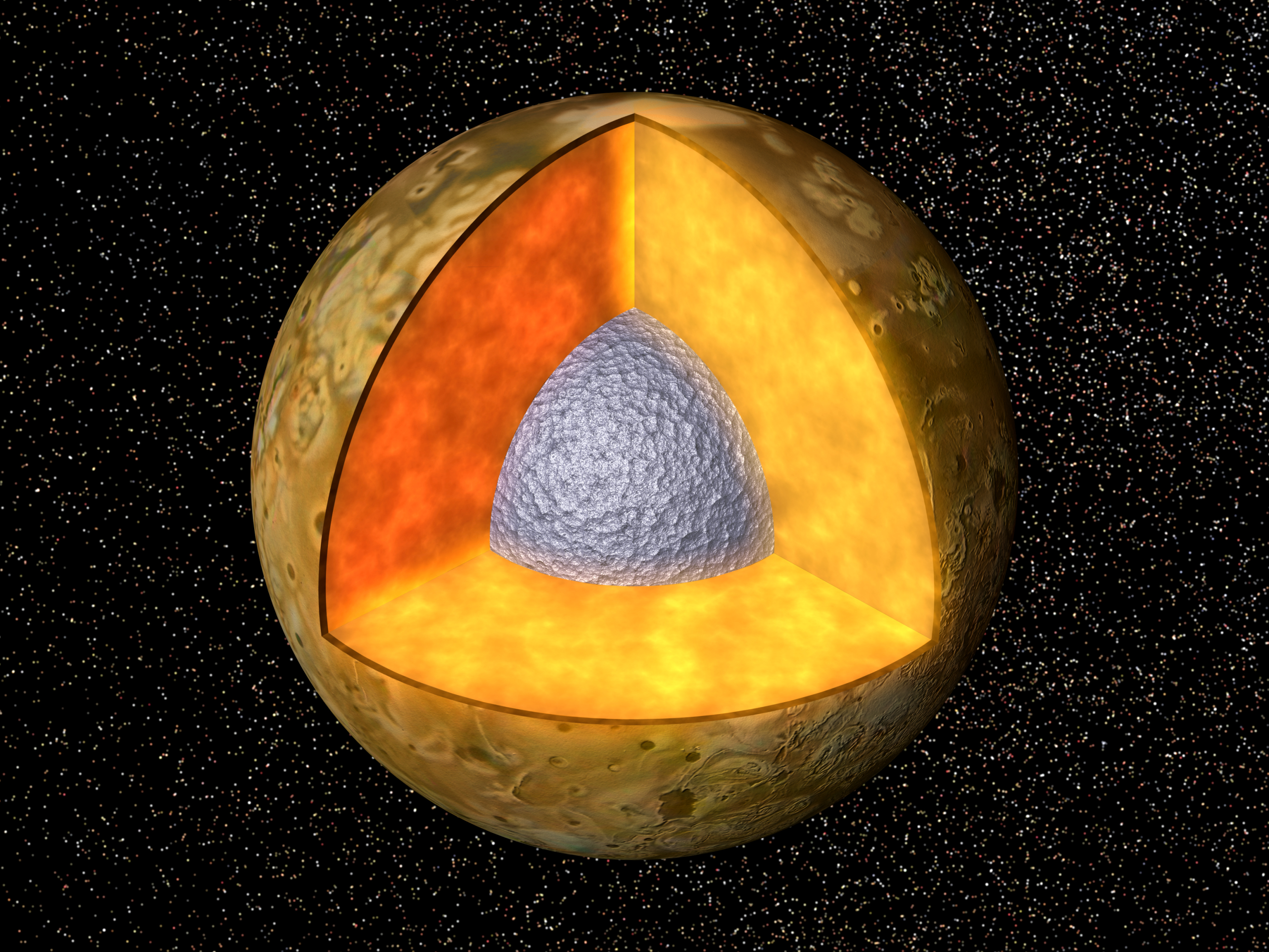 The Earth's Inner Core is over 1.5-billion-year old