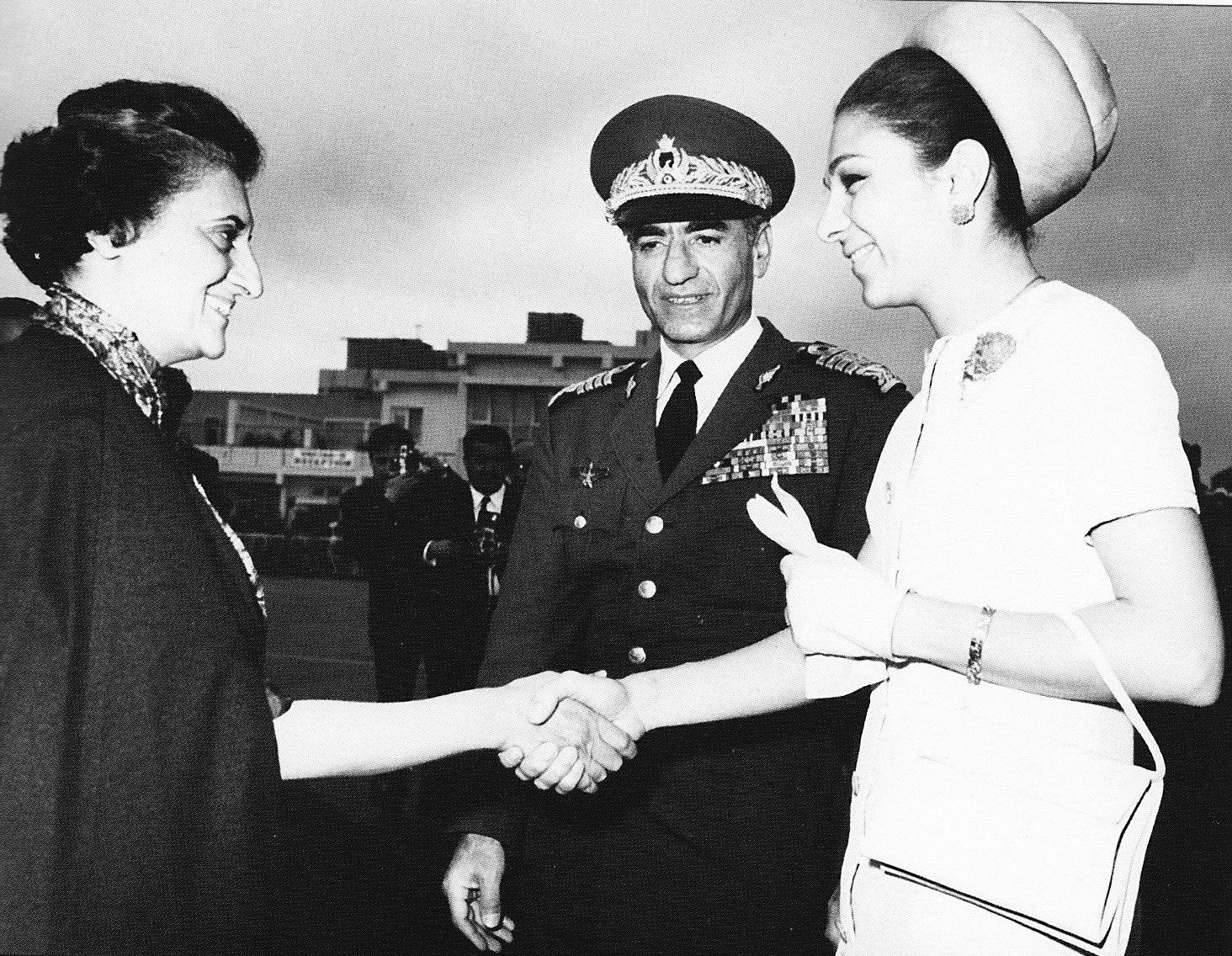 Indira Gandhi As Prime Minister Of India