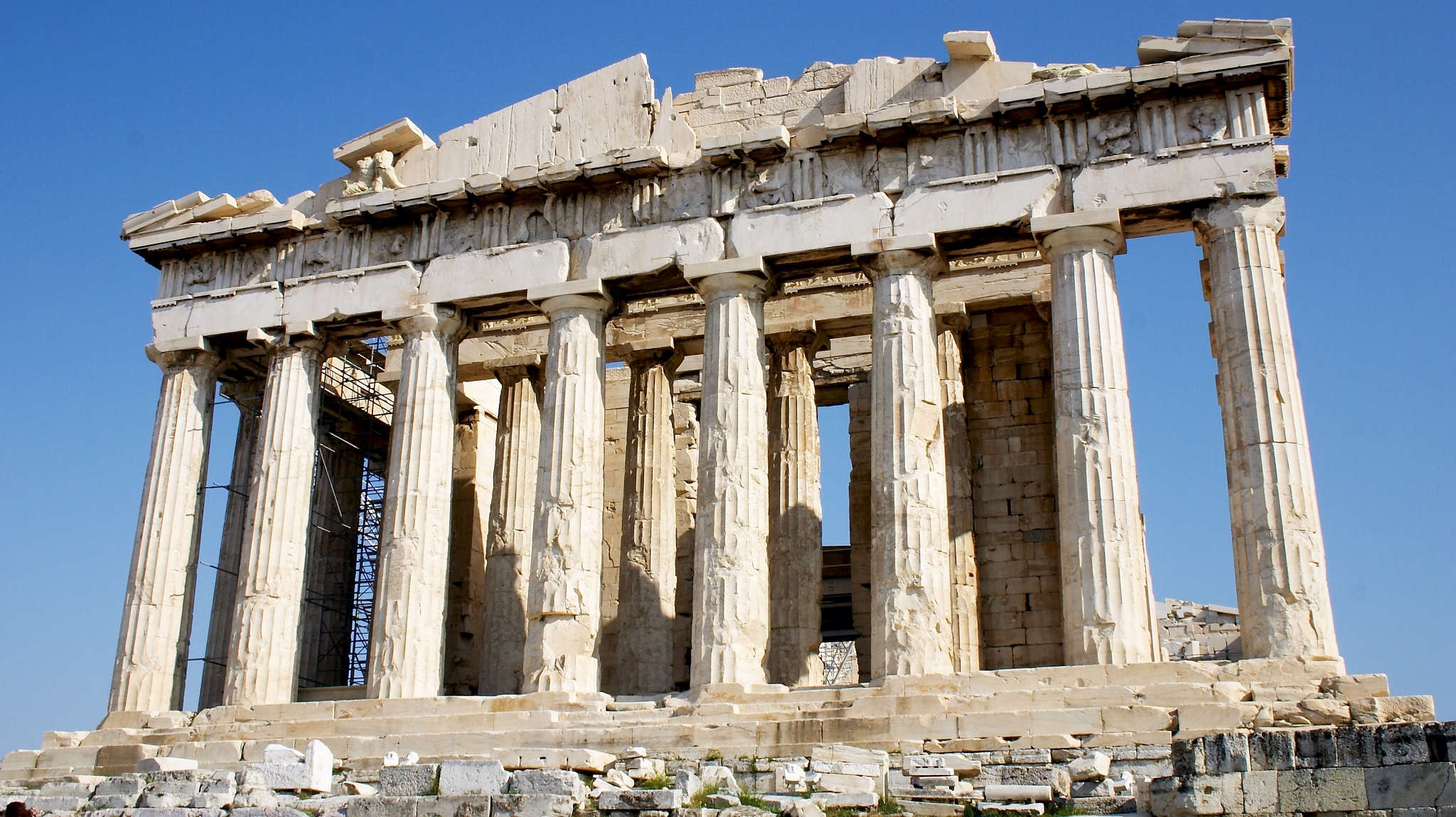 Parthenon –Architecture