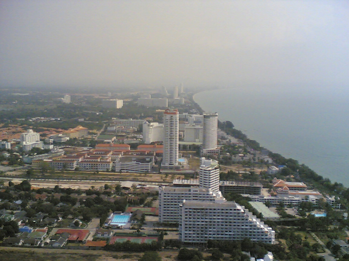 Pattaya Park Tower in Pattaya - Attraction in Pattaya ...