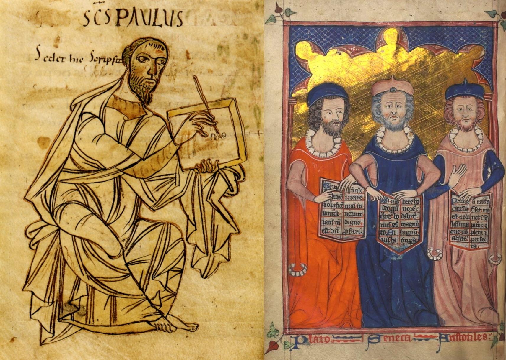Filepaul And Seneca With Plato And Aristotlejpg