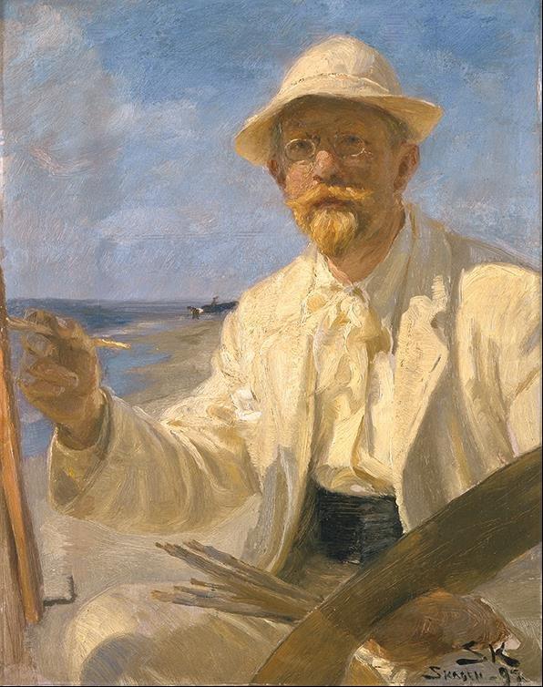 Peder Severin Krøyer - Self-portrait - Google Art Project.jpg