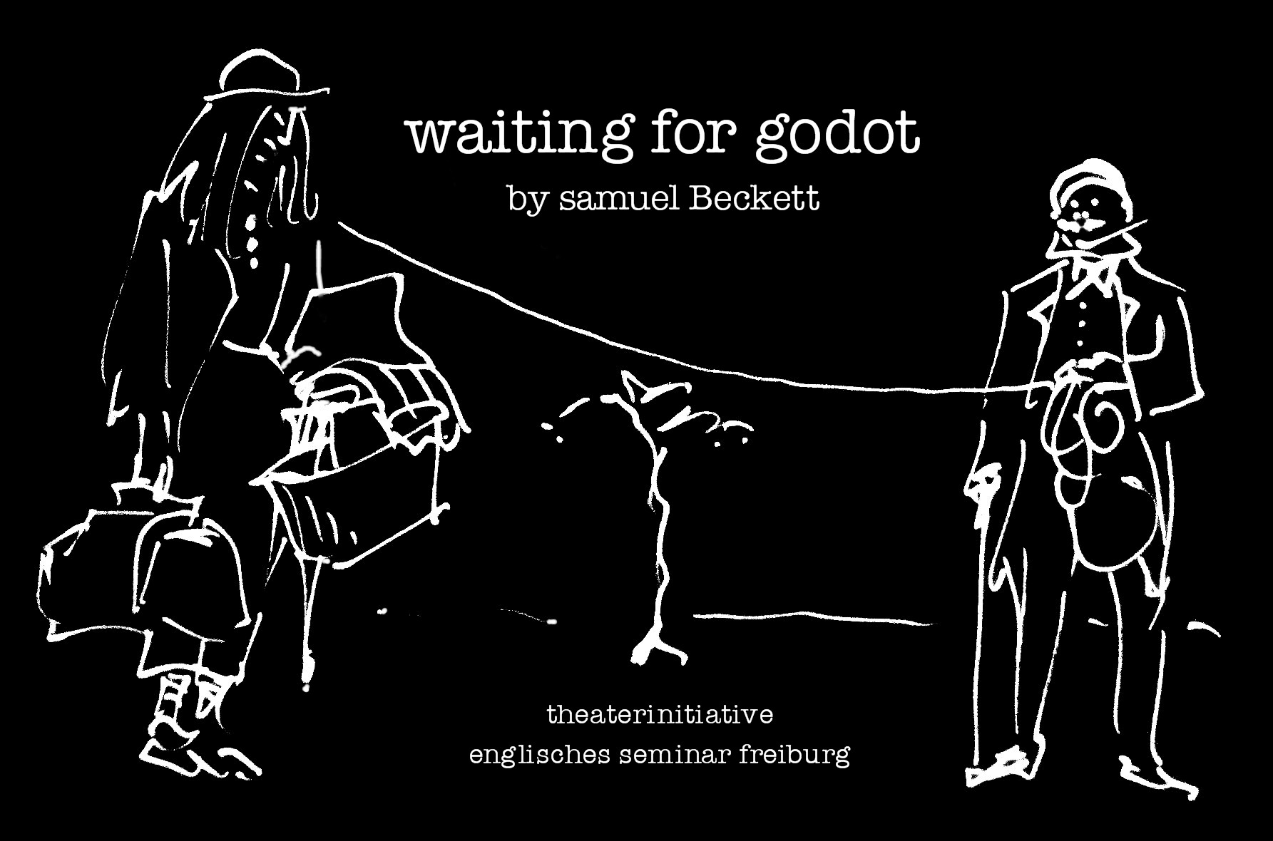 waiting for godot essays religion Waiting for godot this essay waiting for godot and other 63,000+ term papers, college essay examples and free essays are available now on reviewessayscom.