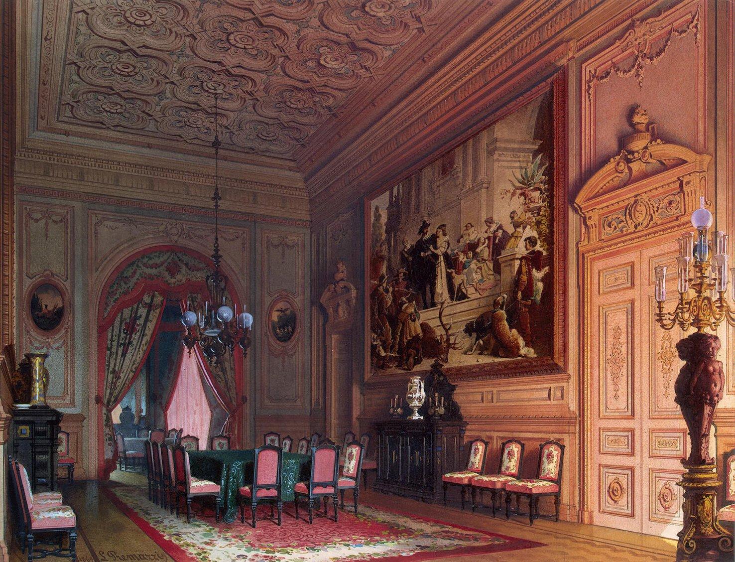 Windsor Castle Dining Room