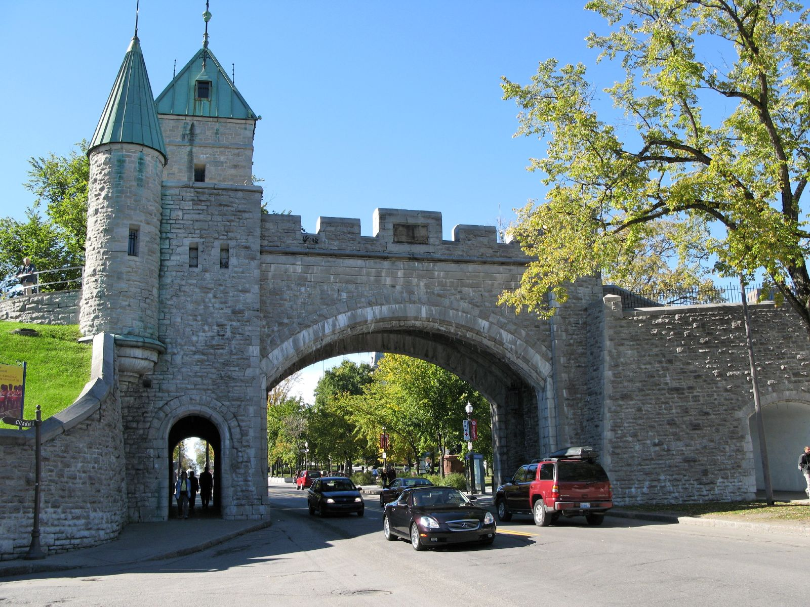 Ramparts of quebec city wikipedia for Surplus porte et fenetre quebec
