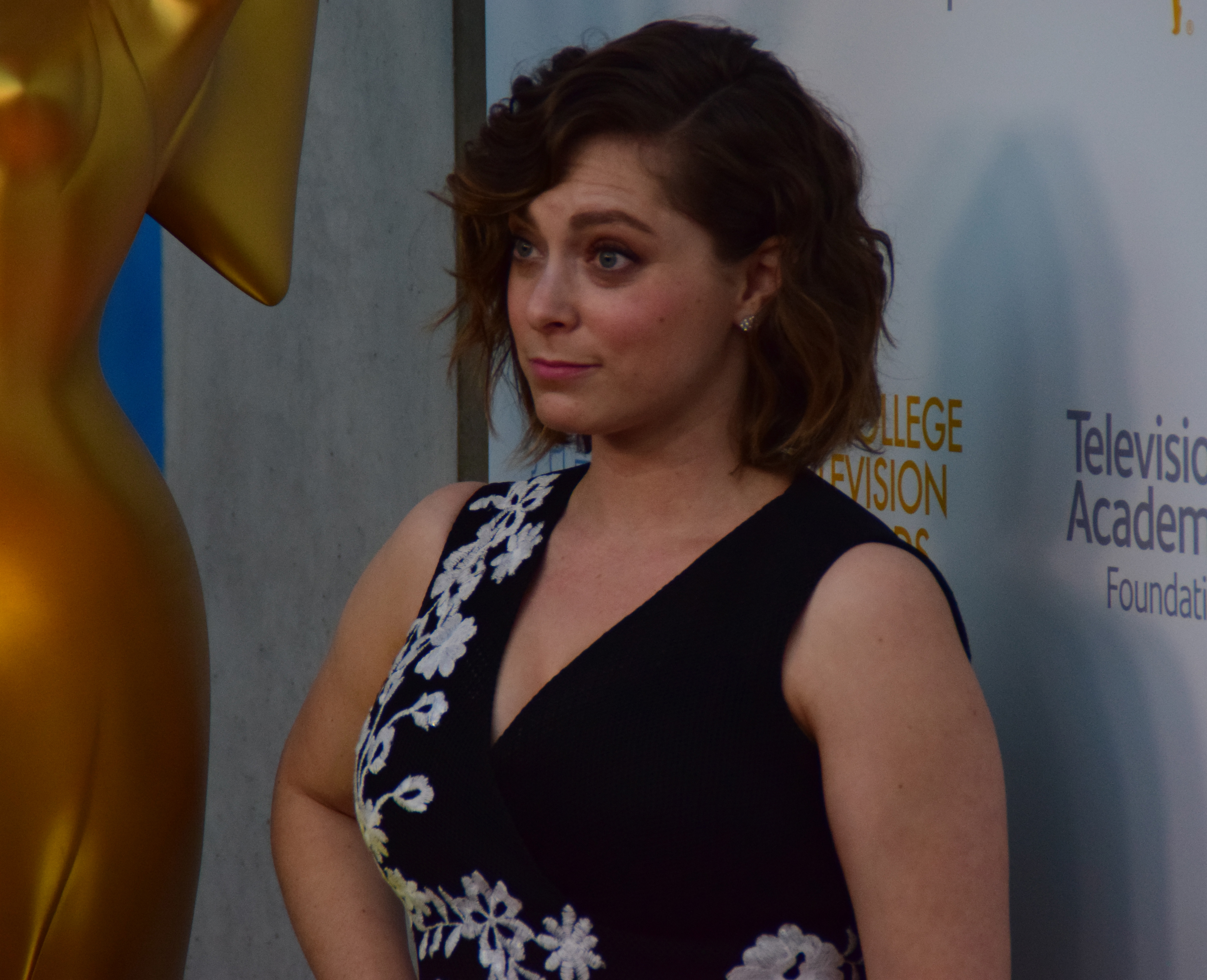 Chris Meloni Brian Bloom Stunning file:rachel bloom at 37th college television awards