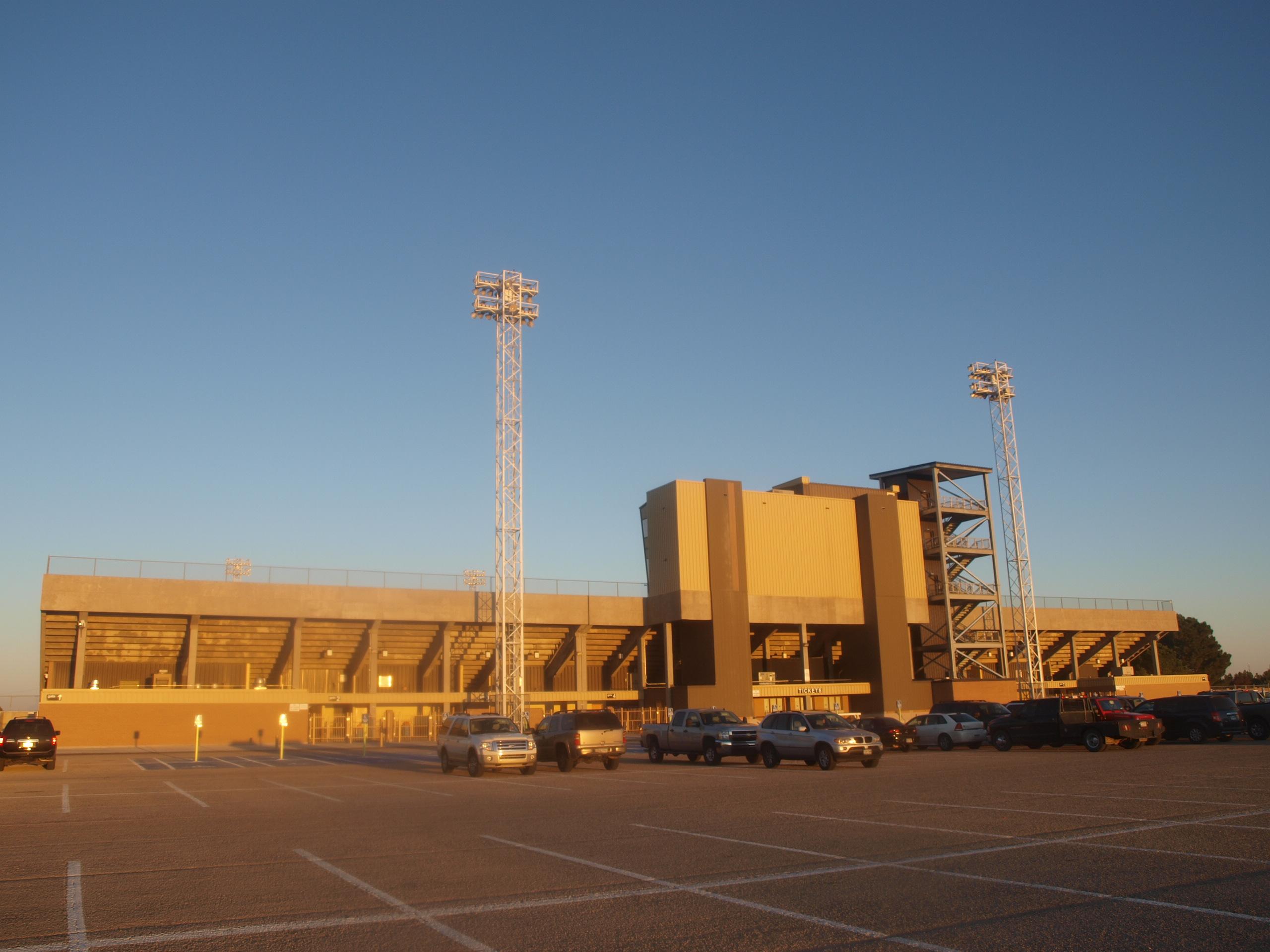Permian High School Football Stadium