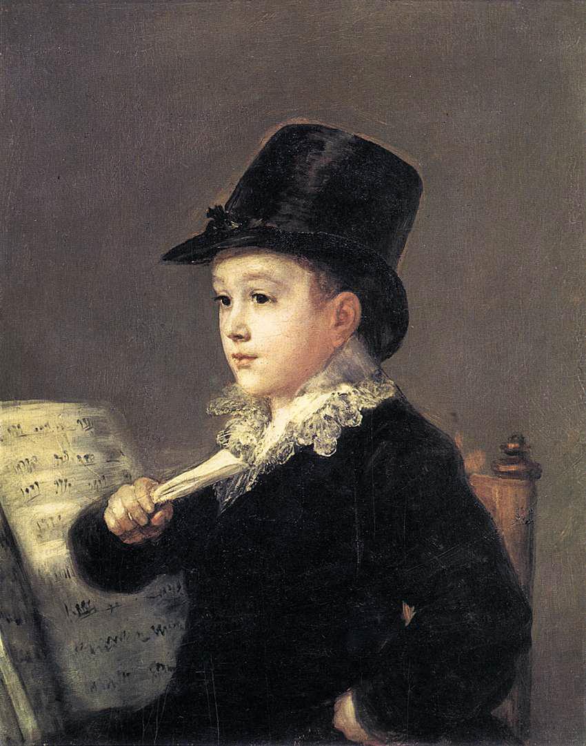 Art History News: Goya: The Portraits