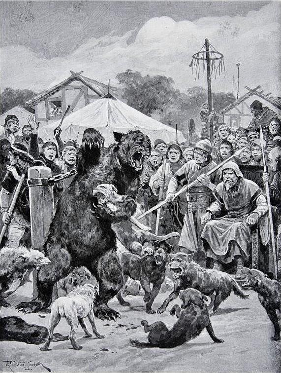 развлечения царской России
