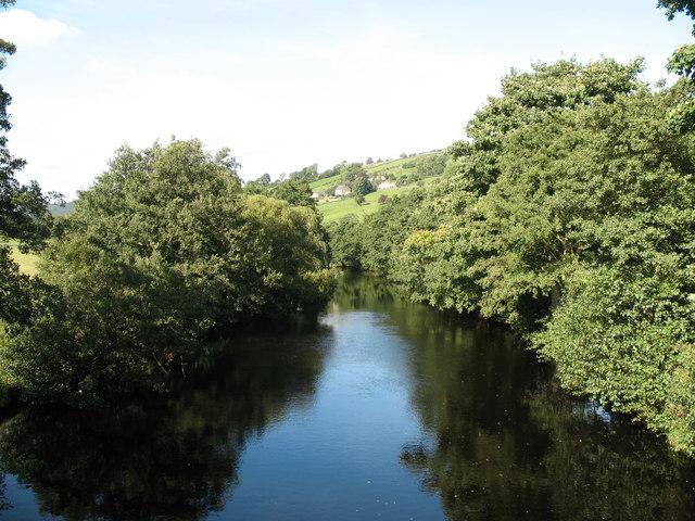 River Nidd - geograph.org.uk - 974655