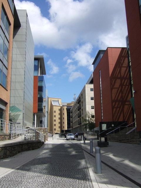 Rivergate, Bristol - geograph.org.uk - 475663.jpg