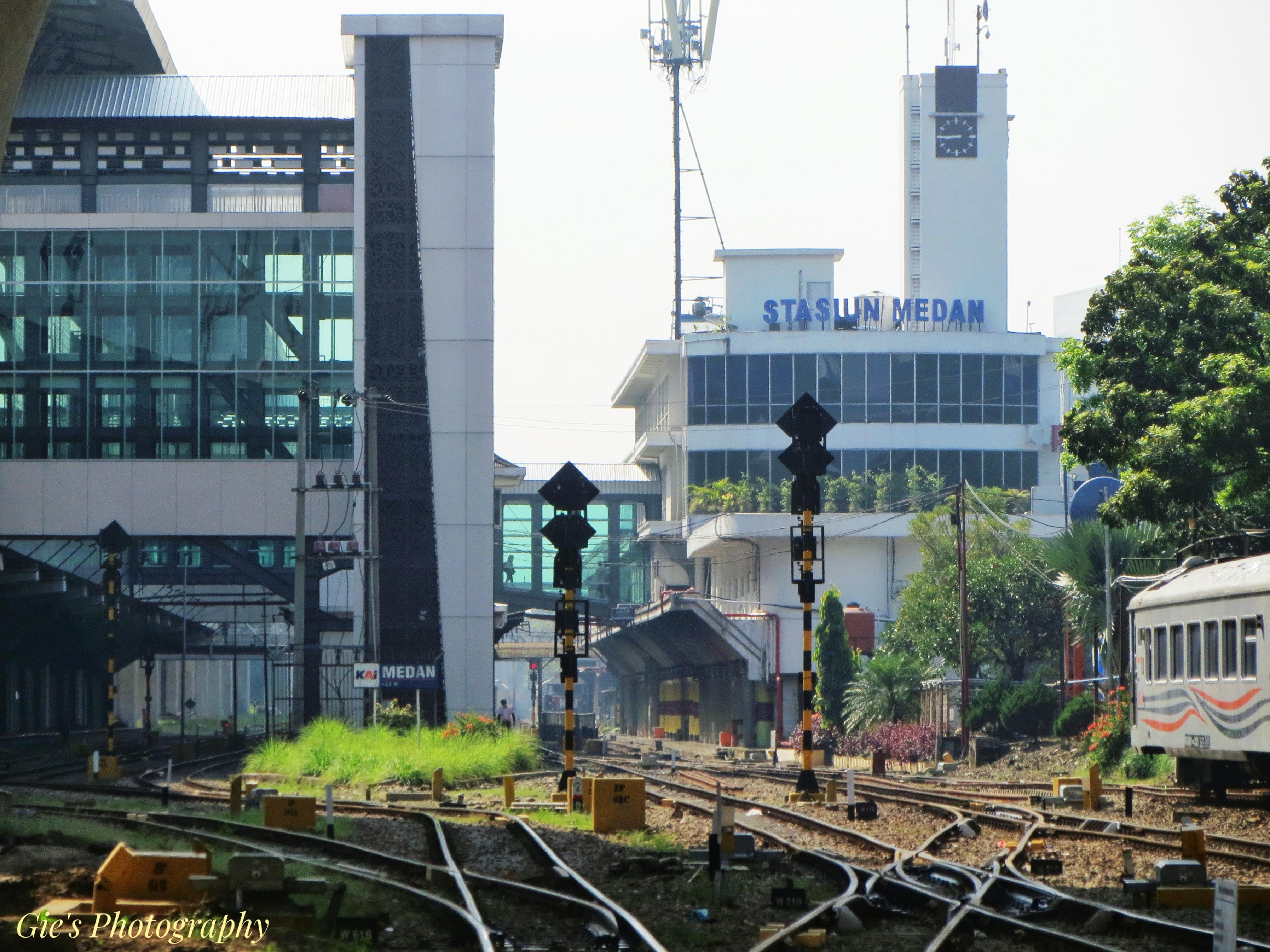 Stasiun Medan Wikipedia Bahasa Indonesia Ensiklopedia Bebas
