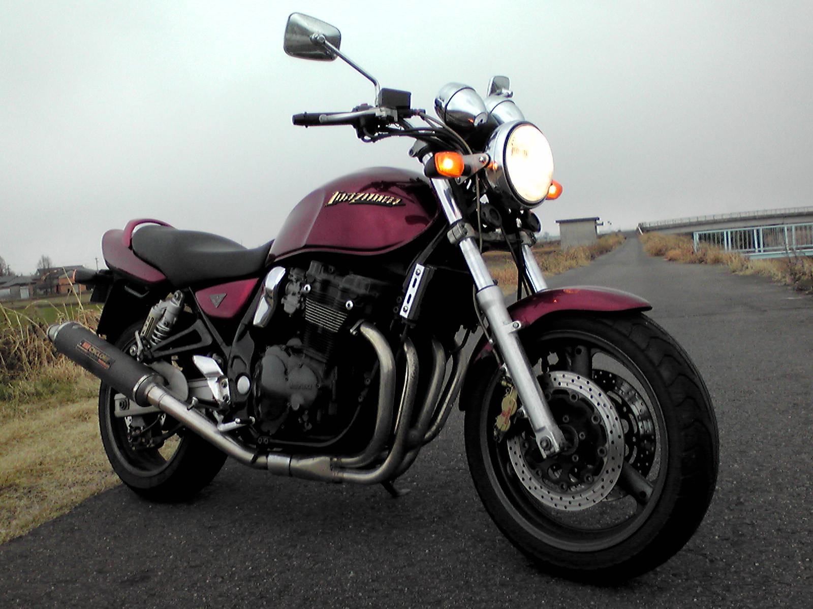 Suzuki Thunder Bekas