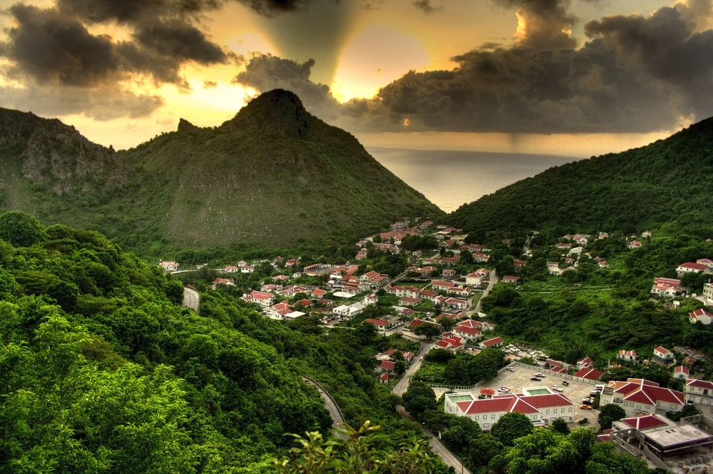 saba island netherlands Antilles gay