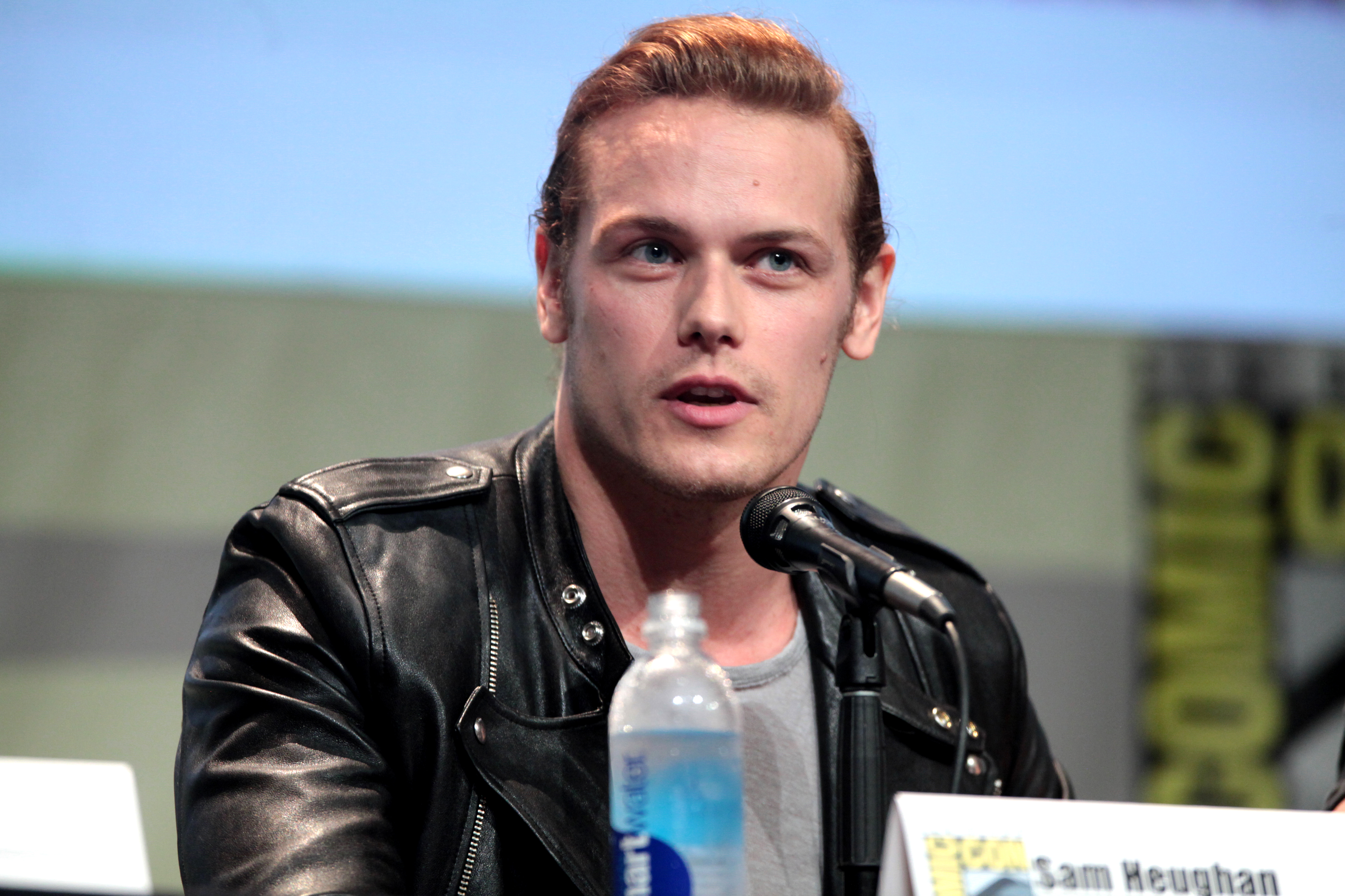 sam heughan life and career edit