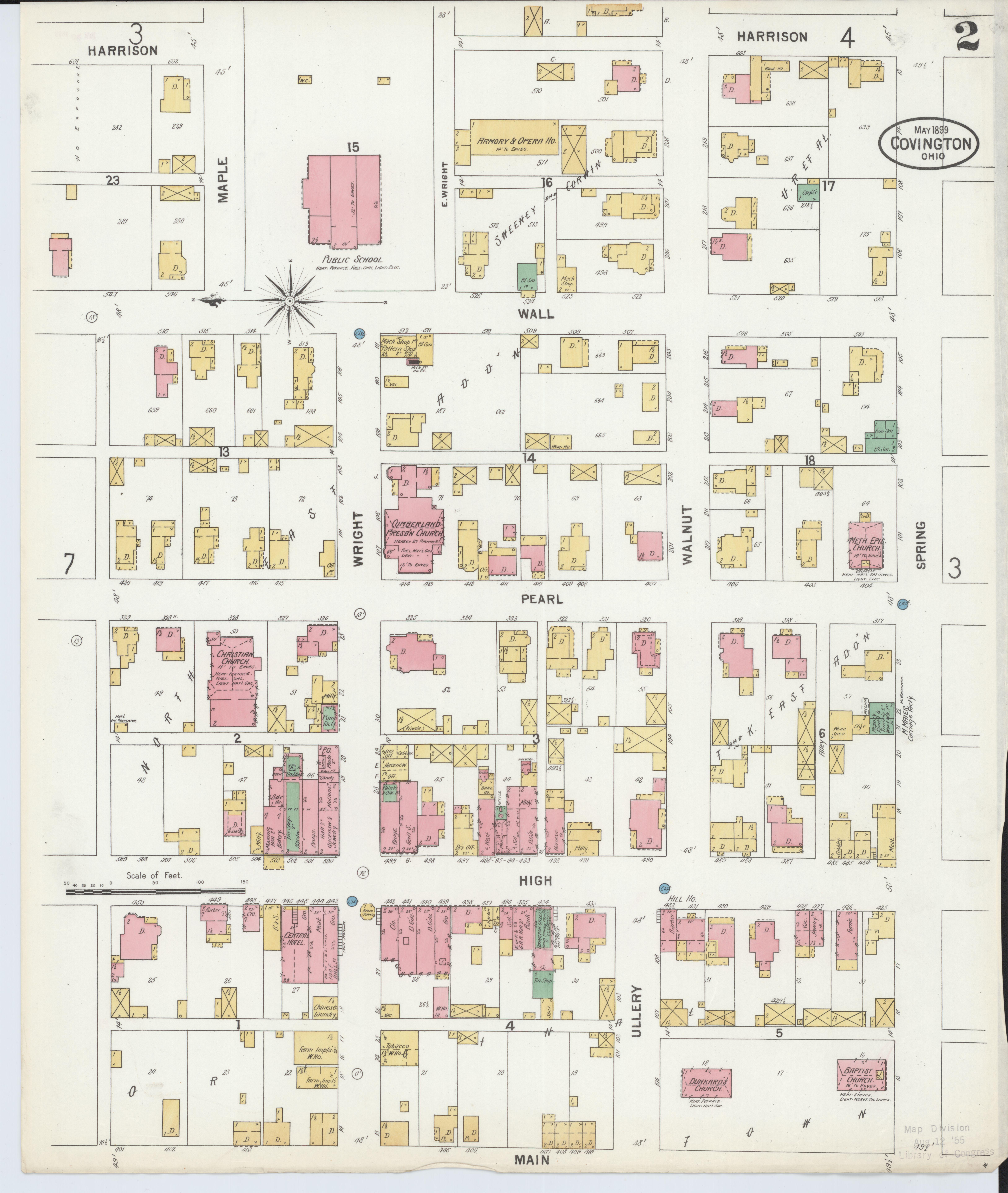 file:sanborn fire insurance map from covington, miami
