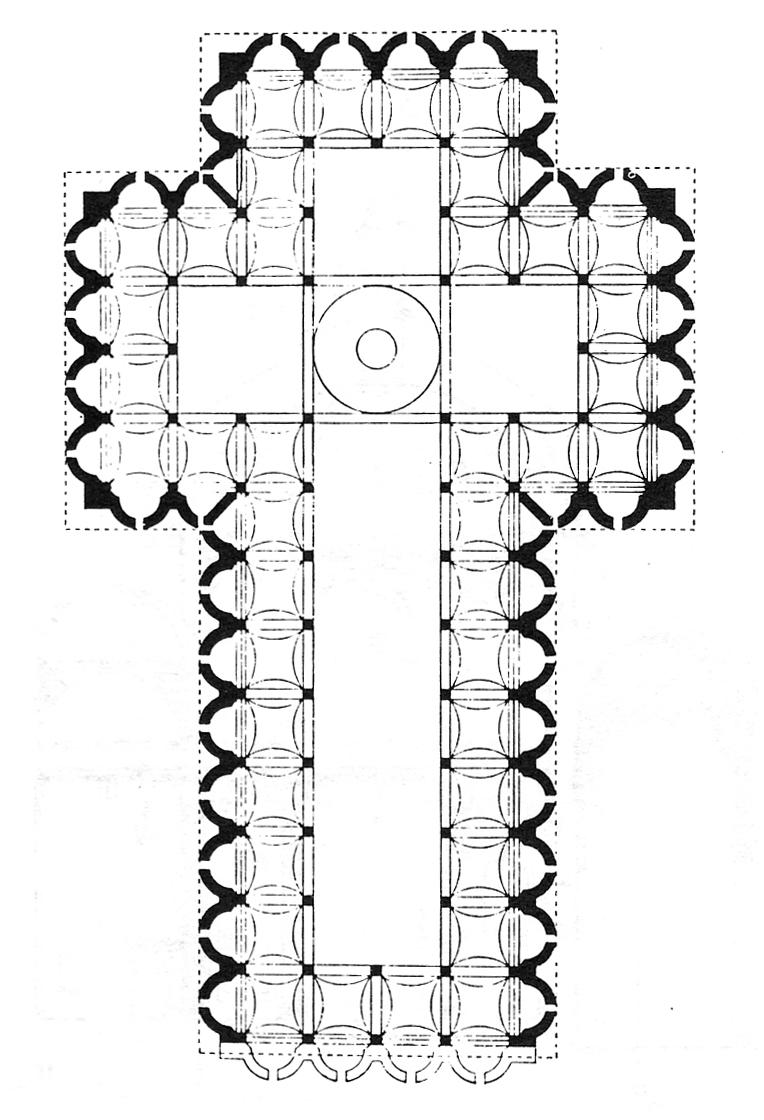File Santo Spirito Filippo Brunelleschi Jpg Wikimedia