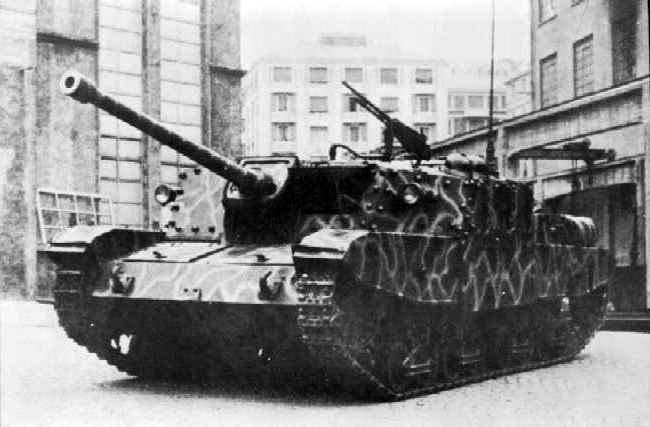Semovente in German use
