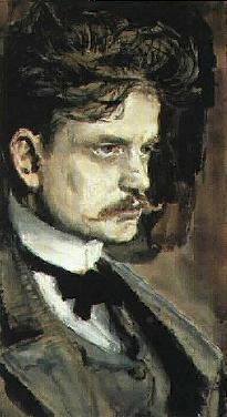 Jean Sibelius par Akseli Gallen-Kallela.